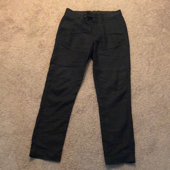 H&M Other - Men's Slim Fit Black Dress Pants